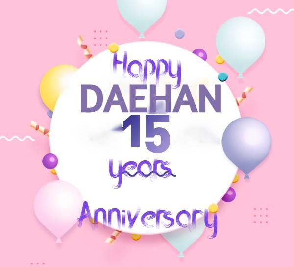 15th anniversary PROMO